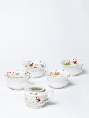 Verhalenwerf Children's tea set