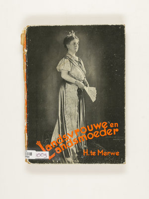 Verhalenwerf Book: 'Lady and mother of the land'