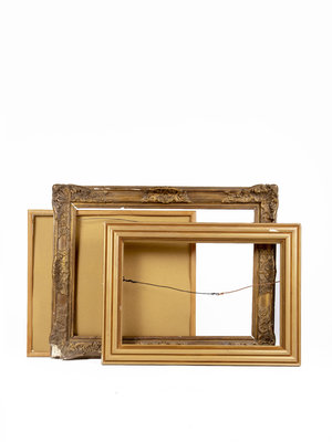 Verhalenwerf set of painting frames