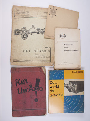 Verhalenwerf Collection of manuals
