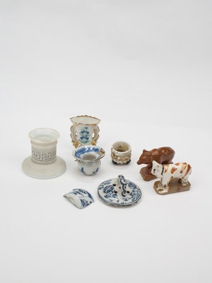 Fries Museum Collection of pottery