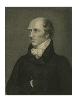 Belasting & Douane Museum Portret George Canning