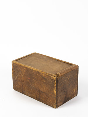 EYE Filmmuseum Wooden box