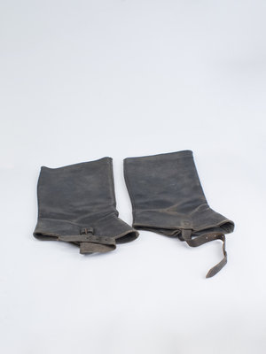 Verhalenwerf Leather spats