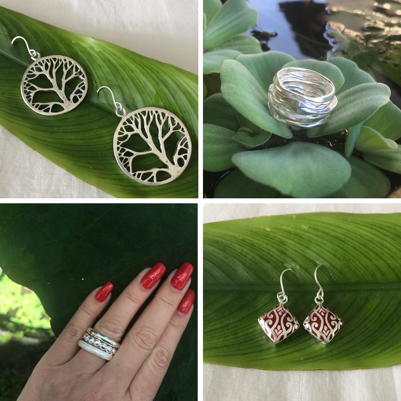 Voorproefje nieuwe sieraden uit Bali