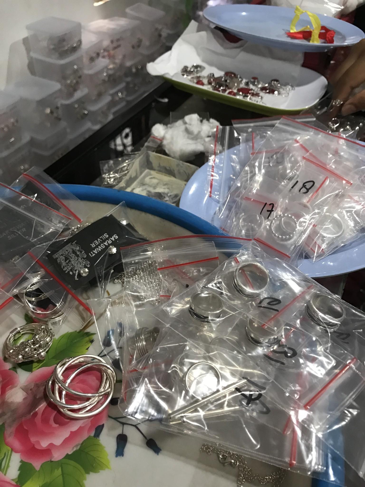 zilveren sieraden Bali