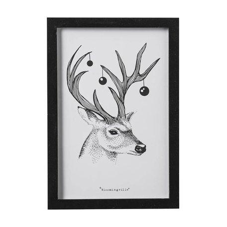 Frame Deer