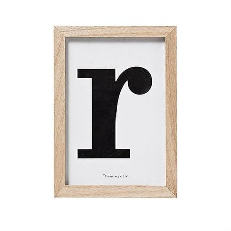 Frame R