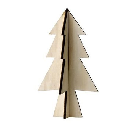 Wooden Christmas tree 319066
