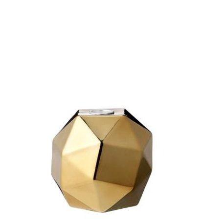 Kaarsenhouder  goud