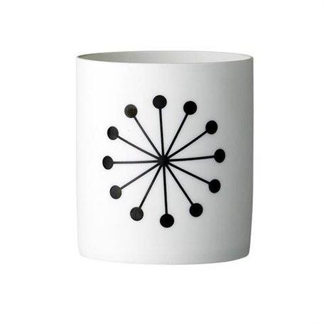 Tealight holder flower