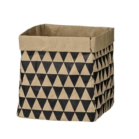 Paperbag triangles