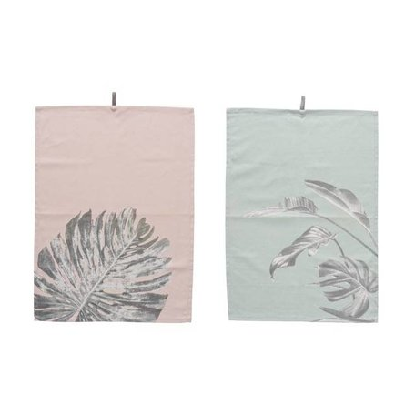 Set of 2 tea towels Sooji