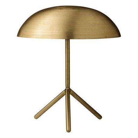 Tafellamp Tripod - Goud