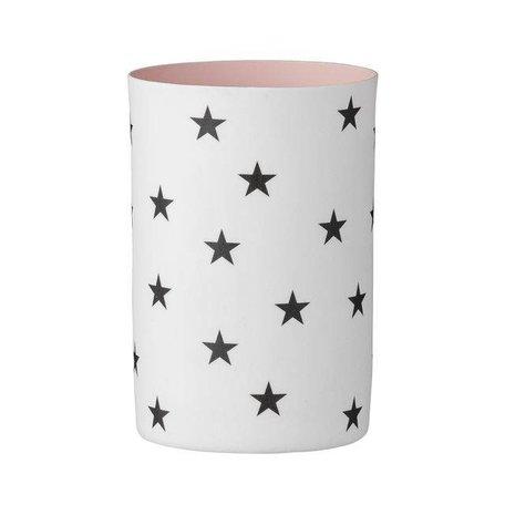 Waxinelichthouder sterren