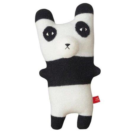 Gebreide knuffel - Pia Panda