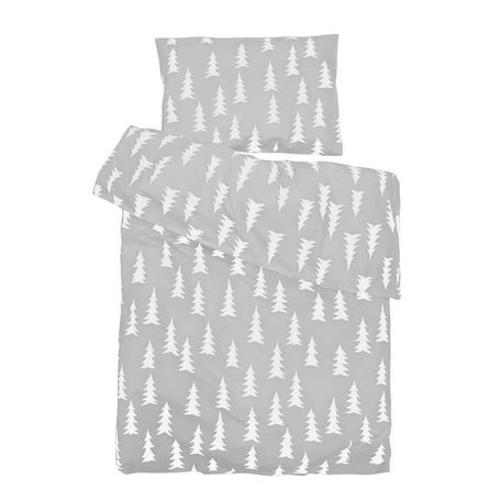 Children - Duvet cover Gran - Grey