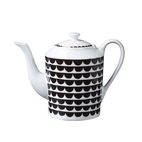 Koffiepot - Tu es la vague - Zwart