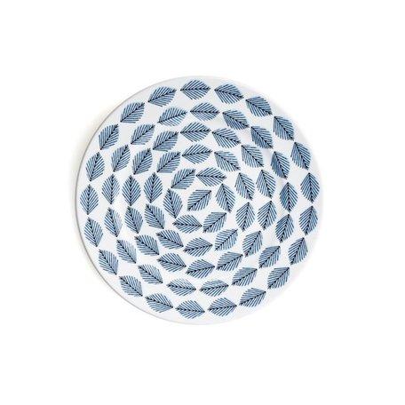 Plate - Arbour Harbour - Blue