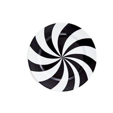 Plate Hypnotise Mesmerise