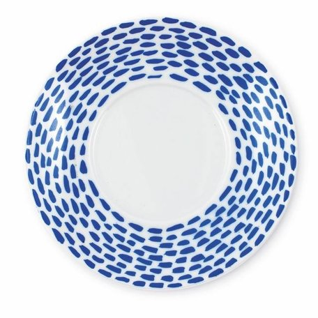 Schotel Dots for pots - Blue