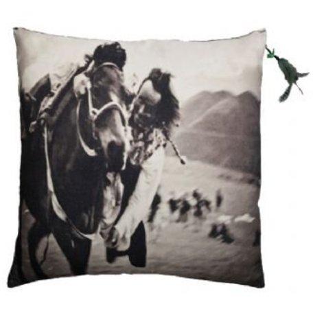 Cushion horse