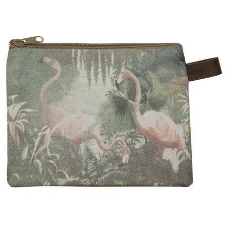 Toiletry bag - Flamingo
