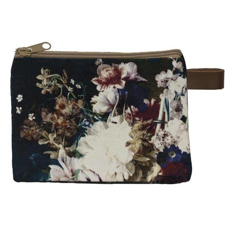 Toiletry bag - Victorian bouquet