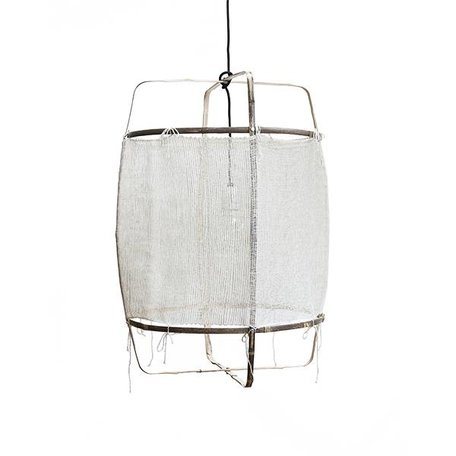Lamp Z11 - white - silk cashmere cover