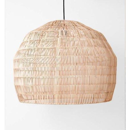 Rotan hanglamp - Nama 2 - Naturel