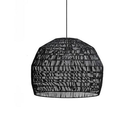 Pendant lamp - Nama 3 - black