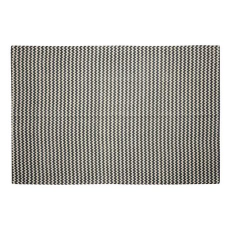 Carpet zigzag - Grey