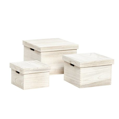 Wooden storage - Small