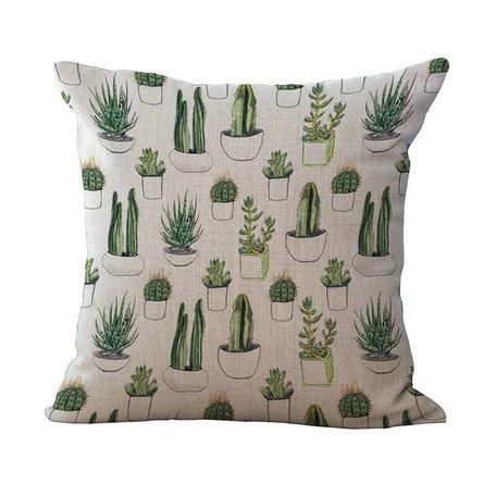 Cushion cover cacti