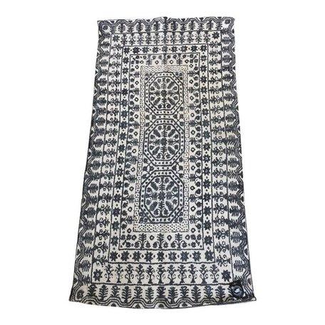 Carpet Aztec black