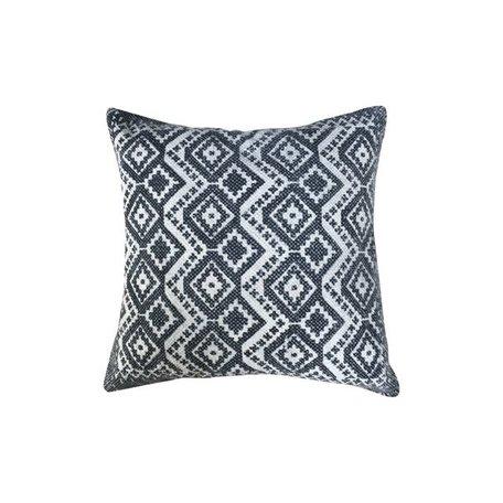 Kelim cushion cover Aztec A