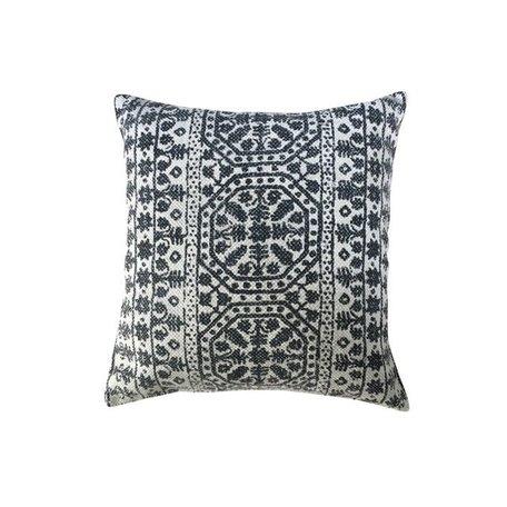 Kelim cushion cover Aztec B