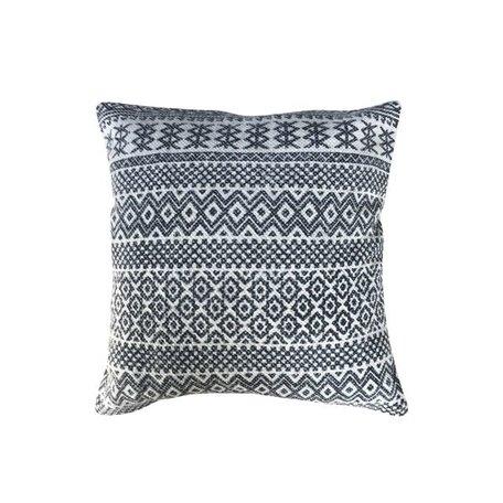 Kelim cushion cover Aztec C