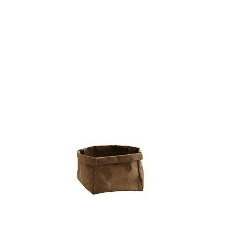 Paper bag brown 14RS25007B