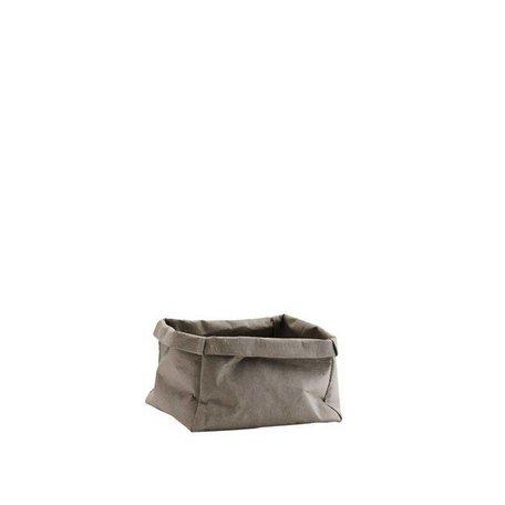 Paper bag grijs 14RS25008G