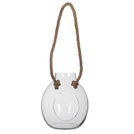 Glass pendant Sil Ø 25 cm