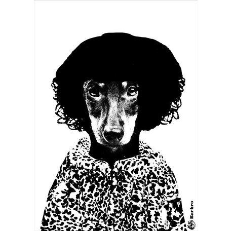 A4 Art print Tillsammans Barbro