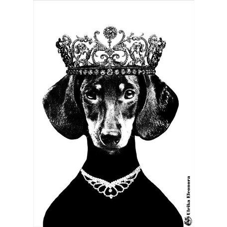 A4 Art print - Ulrika Eleonora