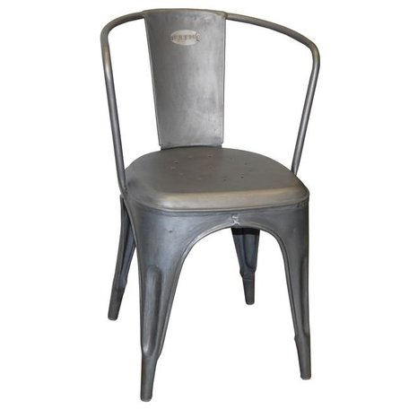 Cool chair - silver