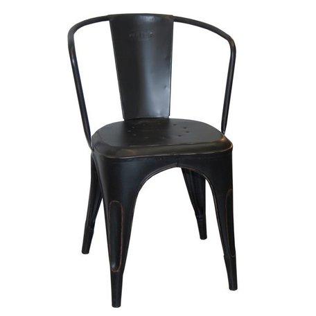Cool chair - antiek zwart
