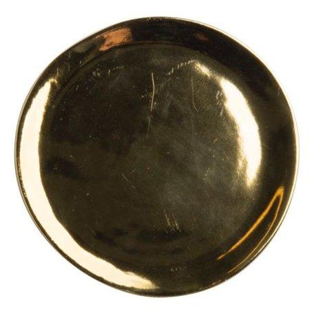 Plate Grow - gold