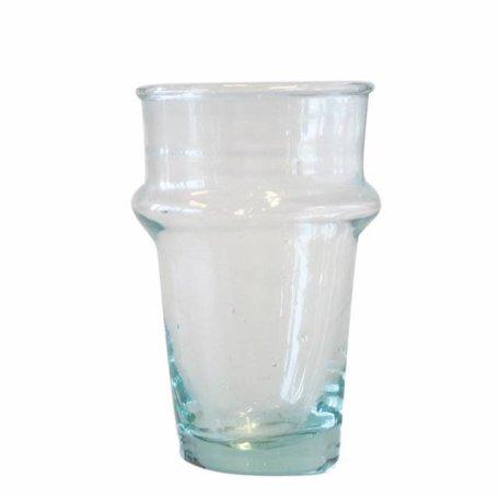 Recycled glass Marocco Ø 7 cm