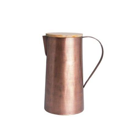 Kan Mangal - koper