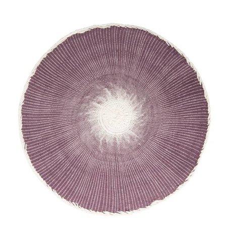 Placemat - oud roze