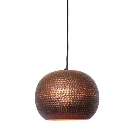 Hanglamp Spike - bol - koper